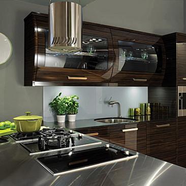 North Devon Kitchens | Kitchen Designer North Devon Gower Ebony_Main