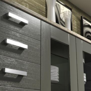 North Devon Kitchens | Kitchen Designer North Devon Stover Painted Lava_Glazed Doors