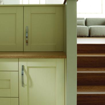 North Devon Kitchens | Kitchen Showrooms Barnstaple Wickham Alabaster_Door Cameo