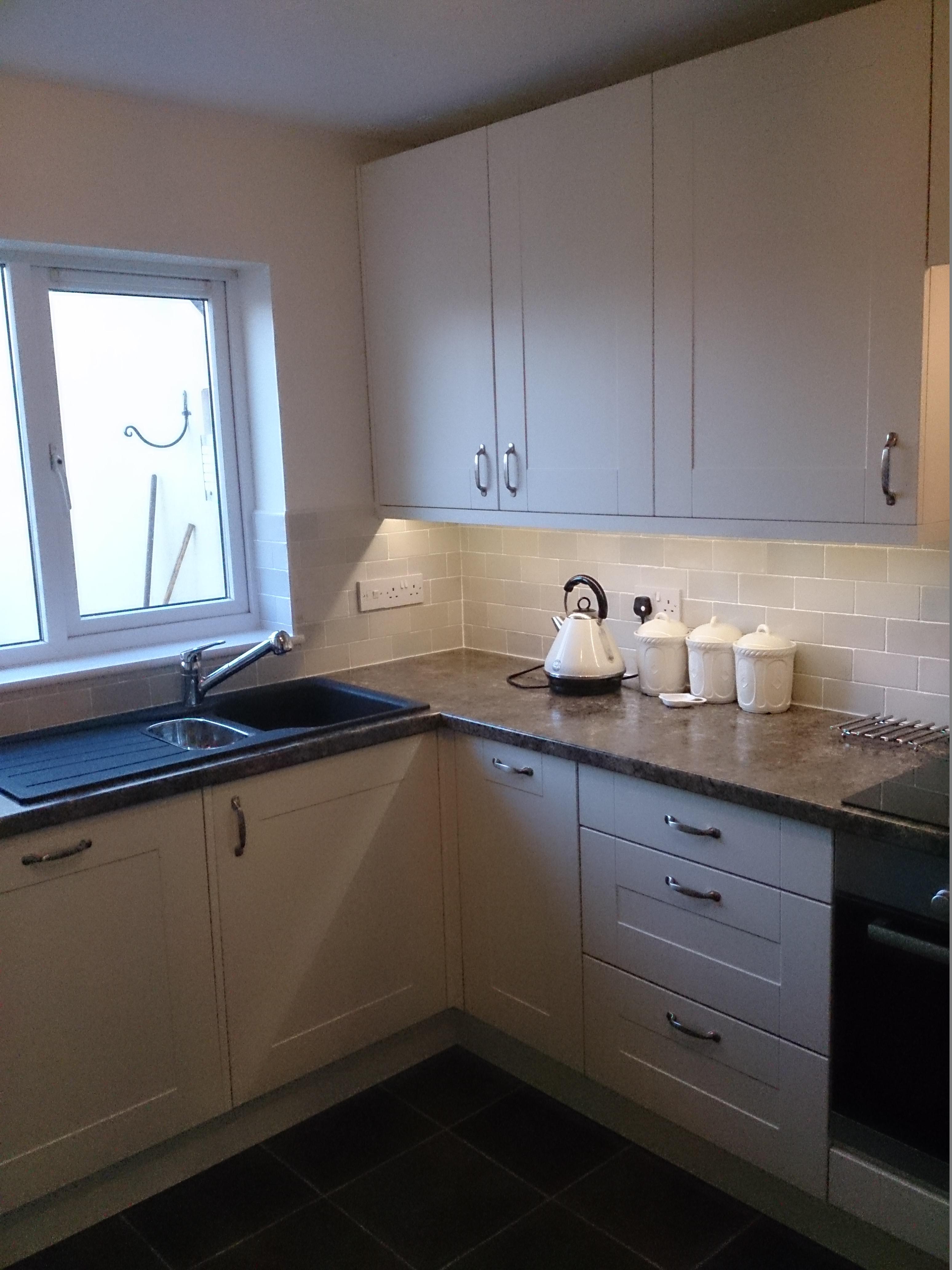 Thurleston Alabaster North Devon Kitchens Kitchen